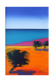 Seaview Giclee Print by Paul Powis