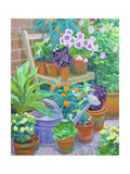 Pots Giclee Print by William Ireland