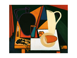 Still Life with Purple Mug, C.1960 Giclee Print by Emil Parrag