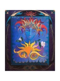 Mythical Prince in Waiting-Nepi, 1978 Giclee Print by Bettina Shaw-Lawrence