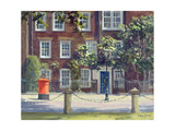 South Audley Street Giclee Print by Julian Barrow
