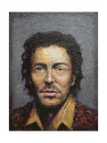 Springsteen (B.1949) Giclee Print by Trevor Neal
