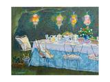 Al Fresco Giclee Print by William Ireland