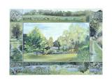 The Lake, Glyndebourne, 1997 Giclee Print by Ariel Luke