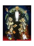 Tchaikovsky (1840-93) 2004 Giclee Print by Frances Broomfield