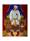 Petrushka, 2011 Giclee Print by Frances Broomfield