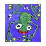 Frog, 2008 Giclee Print by Anthony Breslin