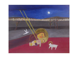 Mother and Child at Mazar, 2002 Giclee Print by Roya Salari