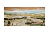 Belvedere, Tuscany, 2001 Giclee Print by Trevor Neal
