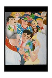 September Wedding, 2010 Giclee Print by Tony Todd