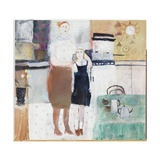 Mum, 2003 Giclee Print by Susan Bower