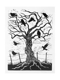 Rook Tree, 1999 Giclee Print by Nat Morley