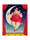 Little Baby Viola, 2001 Giclee Print by Frances Broomfield