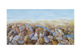Sea Shore Giclee Print by Cristiana Angelini