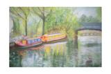 Little Venice, Regent's Canal, 1996 Giclee Print by Sophia Elliot