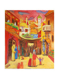 Alger, 2004 Giclee Print by Sabina Nedelcheva-Williams