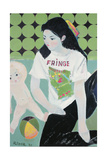 Fringe, 1990 Giclee Print by Endre Roder