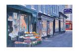 White Horse Tavern, Hudson Street, West Village, 2000 Giclee Print by Anthony Butera