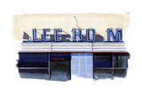 Jerry's Lee Ho Market, 2002 Giclee Print by Lucy Masterman