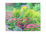 Summer Garden Giclee Print by William Ireland