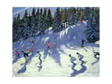 Fast Run, 2004 Giclee Print by Andrew Macara