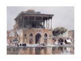 Ali Qapu Palace, Isfahan, 1994 Giclee Print by Trevor Chamberlain