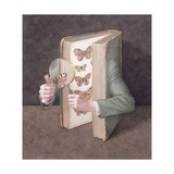 The Collector, 2005 Giclee Print by Jonathan Wolstenholme