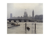Westminster, 2004 Giclee Print by Tom Young