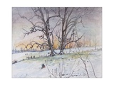 Winter, 2004 Giclee Print by Caroline Hervey-Bathurst