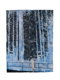 Forest- 4 Hours of Daylight, 2009 Giclee Print by Graham Dean