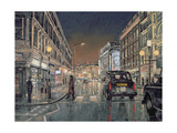 Shaftesbury Avenue, 2004 Giclee Print by Tom Young