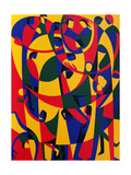 Live Adventurously, 1998 Giclee Print by Ron Waddams
