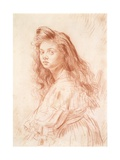 Cecily Beresford Hope Giclee Print by Augustus Edwin John