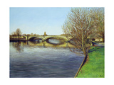 Kew Bridge, 1993 Giclee Print by Isabel Hutchison