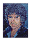 Dylan (B.1941) Giclee Print by Trevor Neal