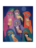 The Impossible Dream, 1989 Giclee Print by Laila Shawa