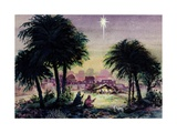 Follow the Star Giclee Print by Stanley Cooke