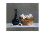Bread and Balsamic Vinegar, 2009 Giclee Print by James Gillick