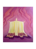 Jesus Christ Is Like a Tent Which Shelters Us in Life's Desert, 1993 Giclee Print by Elizabeth Wang
