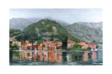 Varenna, Lake Como, Italy, 2004 Giclee Print by Trevor Neal