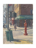 Lexington Avenue, 2010 Giclee Print by Julian Barrow