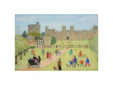 Windsor, 2008 Giclee Print by Gillian Lawson