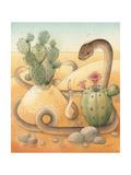 Snake, 2005 Giclee Print by Kestutis Kasparavicius
