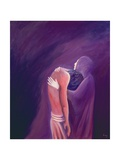 The Sorrowful Virgin Mary Holds Her Son Jesus after His Death, 1994 Giclee Print by Elizabeth Wang