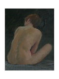 Nude Back, 2009 Giclee Print by Pat Maclaurin