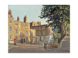 Holly Hill, Hampstead Giclee Print by Julian Barrow
