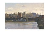 Lambeth Palace Giclee Print by Julian Barrow