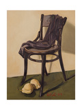 Chair and Pears, 2005 Giclee Print by Raimonda Kasparaviciene Jatkeviciute