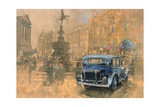 Phantom in Piccadilly Giclee Print by Peter Miller