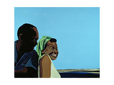 Cuban Portrait No.10, 1996 Giclee Print by Marjorie Weiss